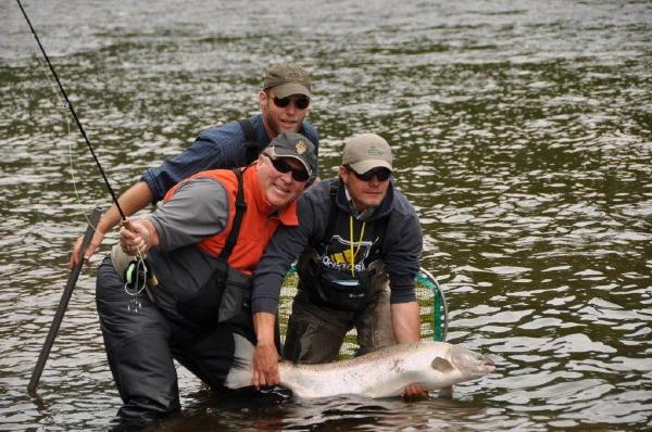 Closs 25 lb Salmon 2011